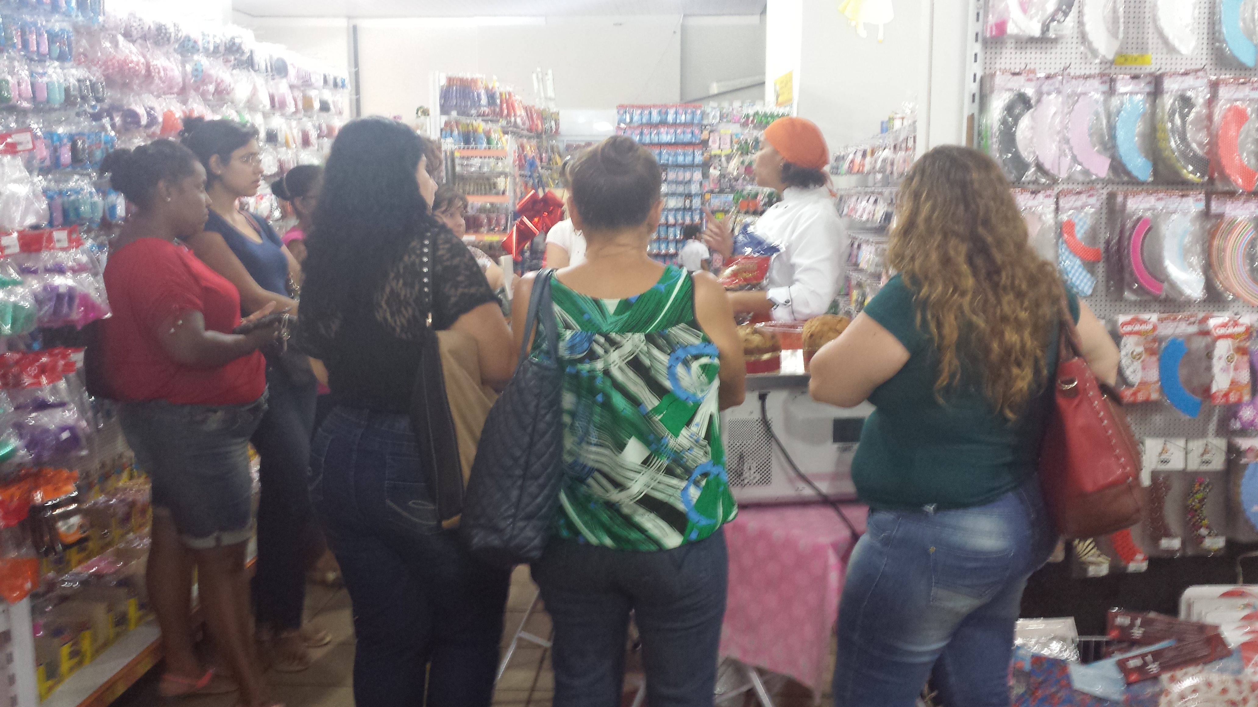 Aula Show – Panetone Trufado e Decorado. 11/12/2014