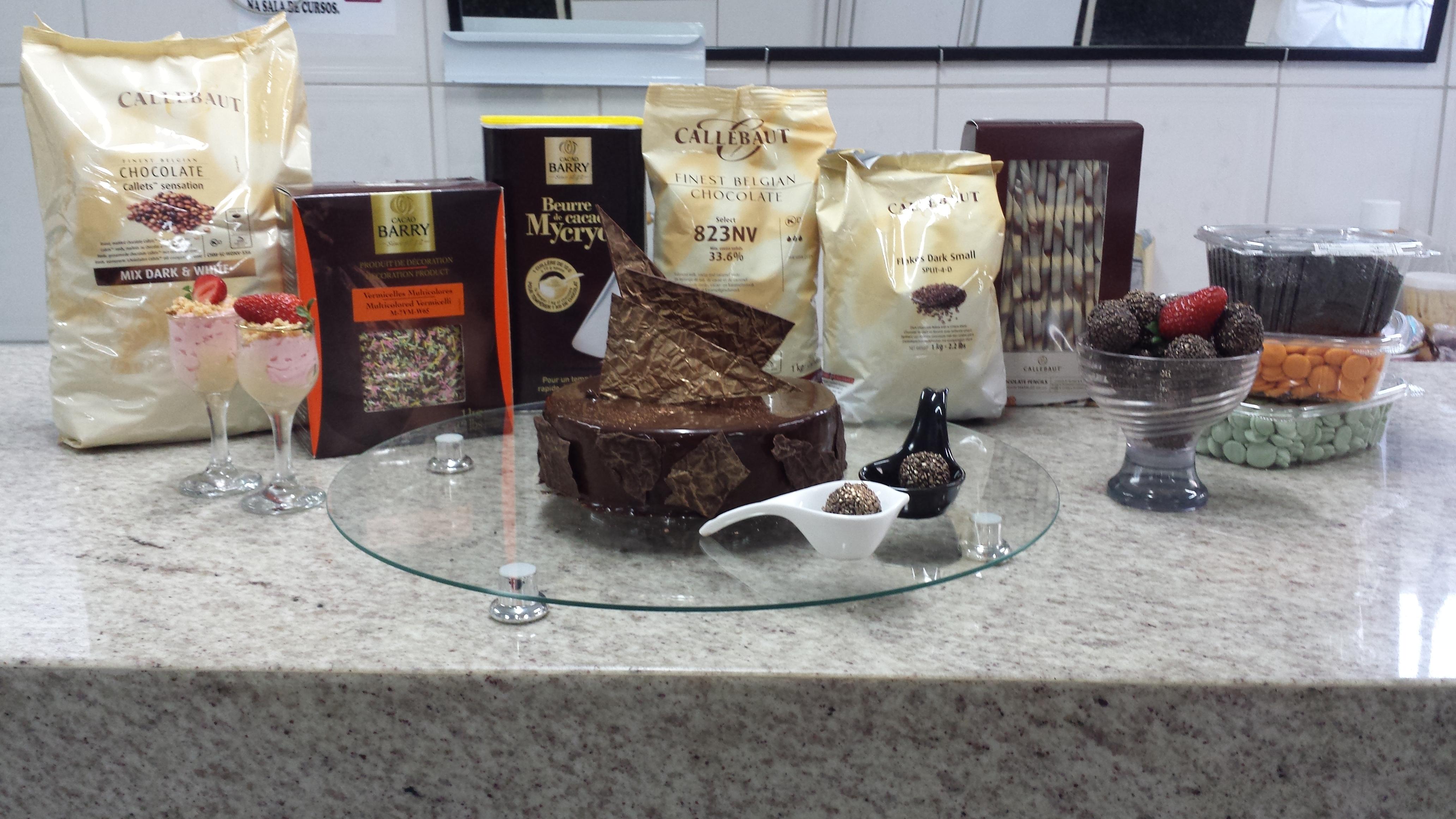 Trufa Natalina, Extrement de Chocolate e Verrine. 12/12/2014